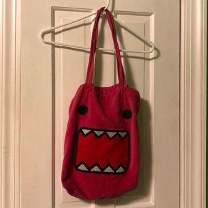 Pink Domo Bag